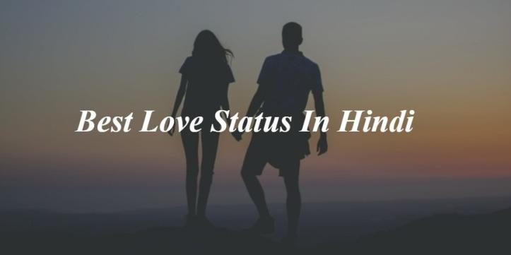 Best Love Status in Hindi – whatsappstatus – Whatsapp Status